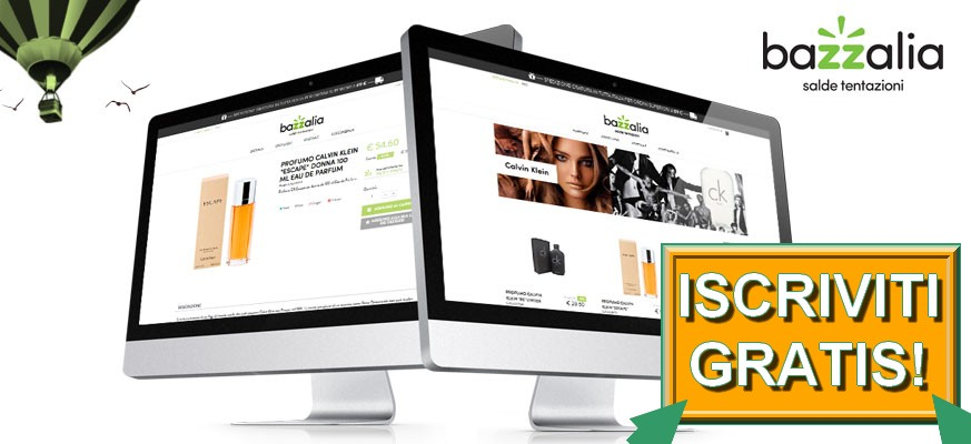 Bazzalia Shop Vendita Online