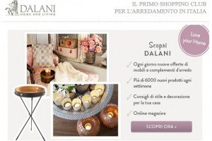 Dalani.it home and living