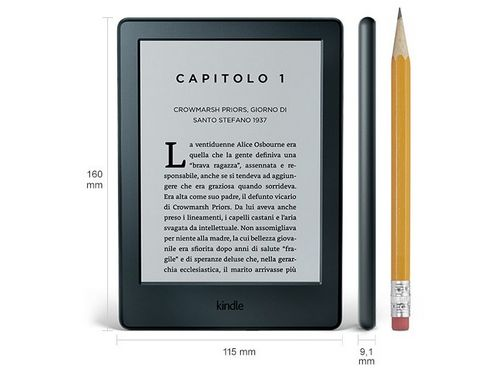 kindle cos'è